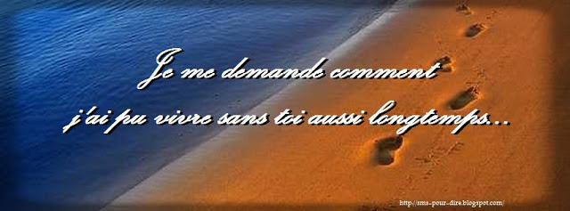 sms pour son homme