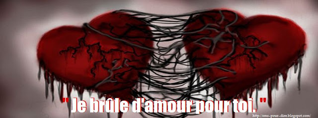 sms texto d'amour