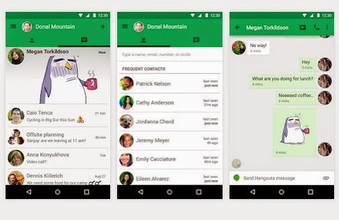 Les meilleures applications SMS sur Android