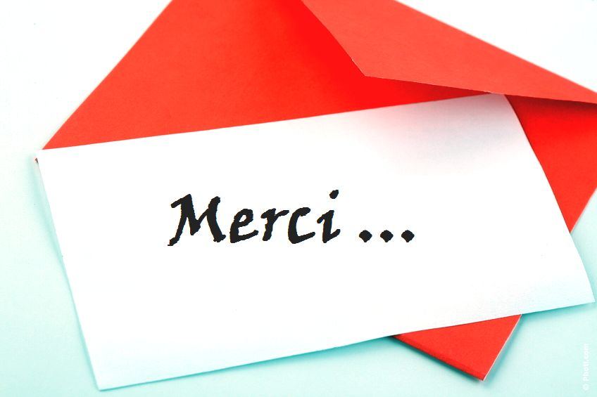photo drole pour dire merci