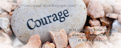 Beau sms pour encourager son homme
